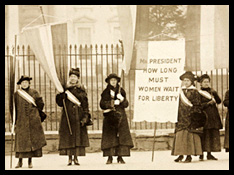 Women of Protest